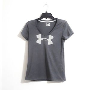 Under Armour Heat Gear Athletic Shirt Size S